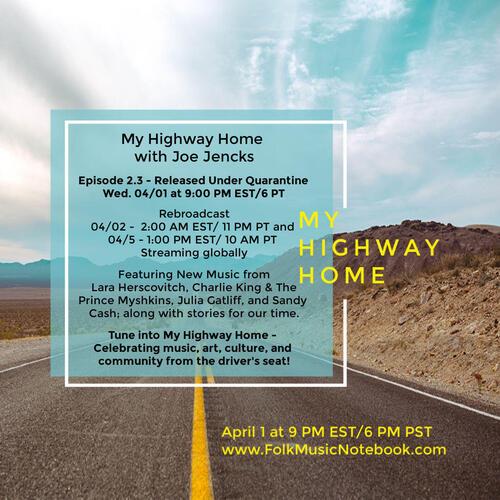 My Highway Home Radio Show