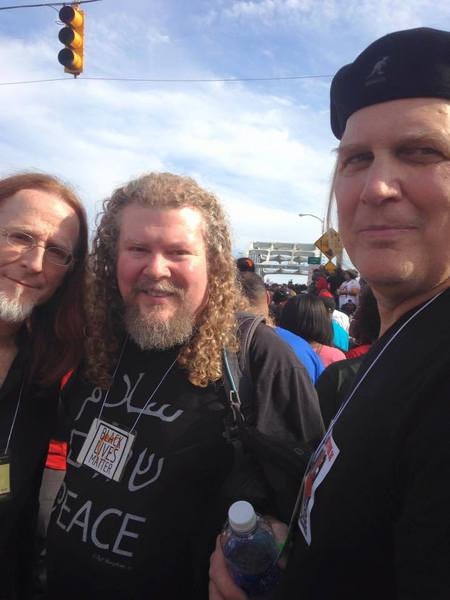 Brother Sun (Pat, Joe, & Greg) in Selma
