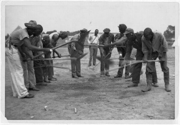 Three Days in Raiford Prison nbsp1939
