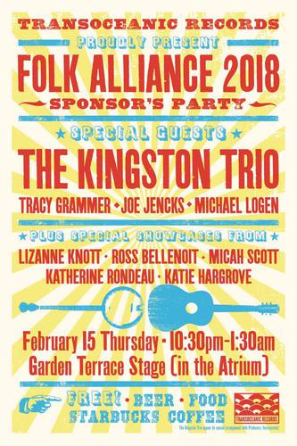 Folk Alliance 2018