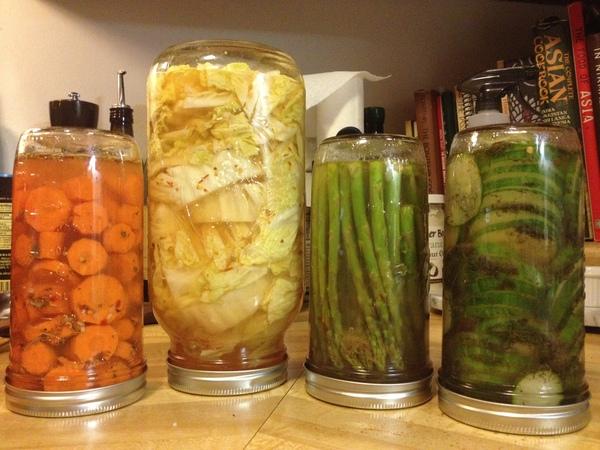 Joe039s Refrigerator Pickle Recipe